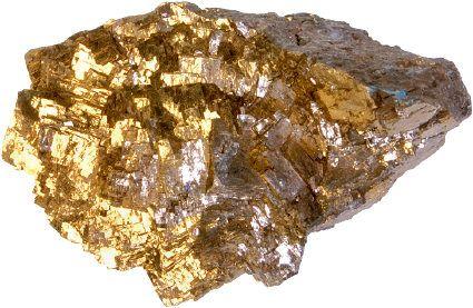 Fool's Gold glitters brighter than true gold.